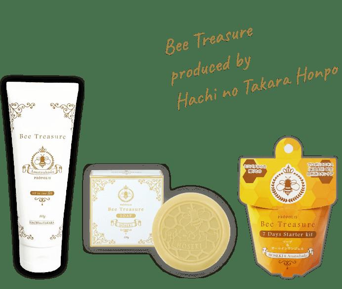 BeeTreasure商品の画像