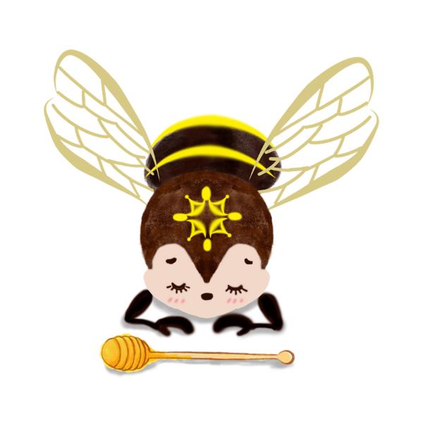 プロポリス 蜂の宝本舗 ぺっぽ キャラクター