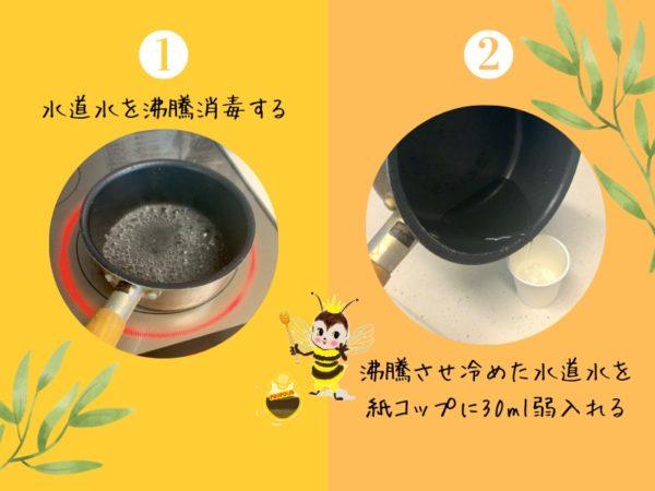 プロポリス 喉スプレー 作り方 蜂の宝本舗 プロポリスのどスプレー のど 喉