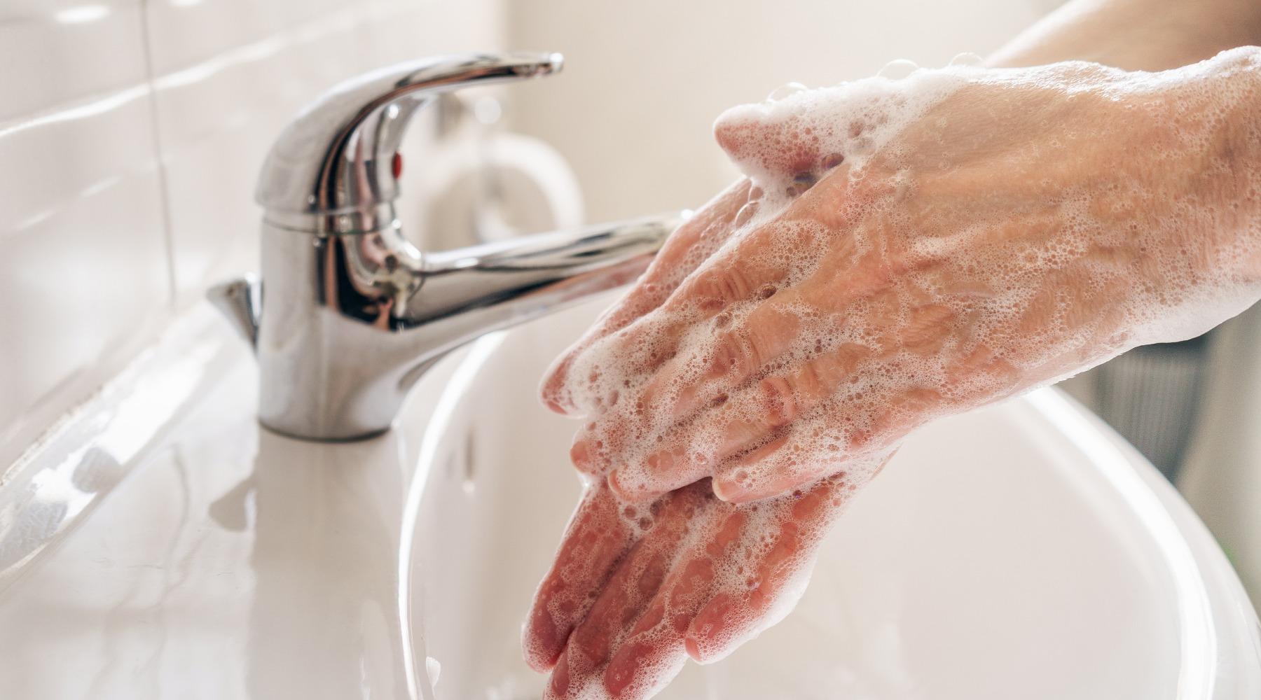 手洗い うがい