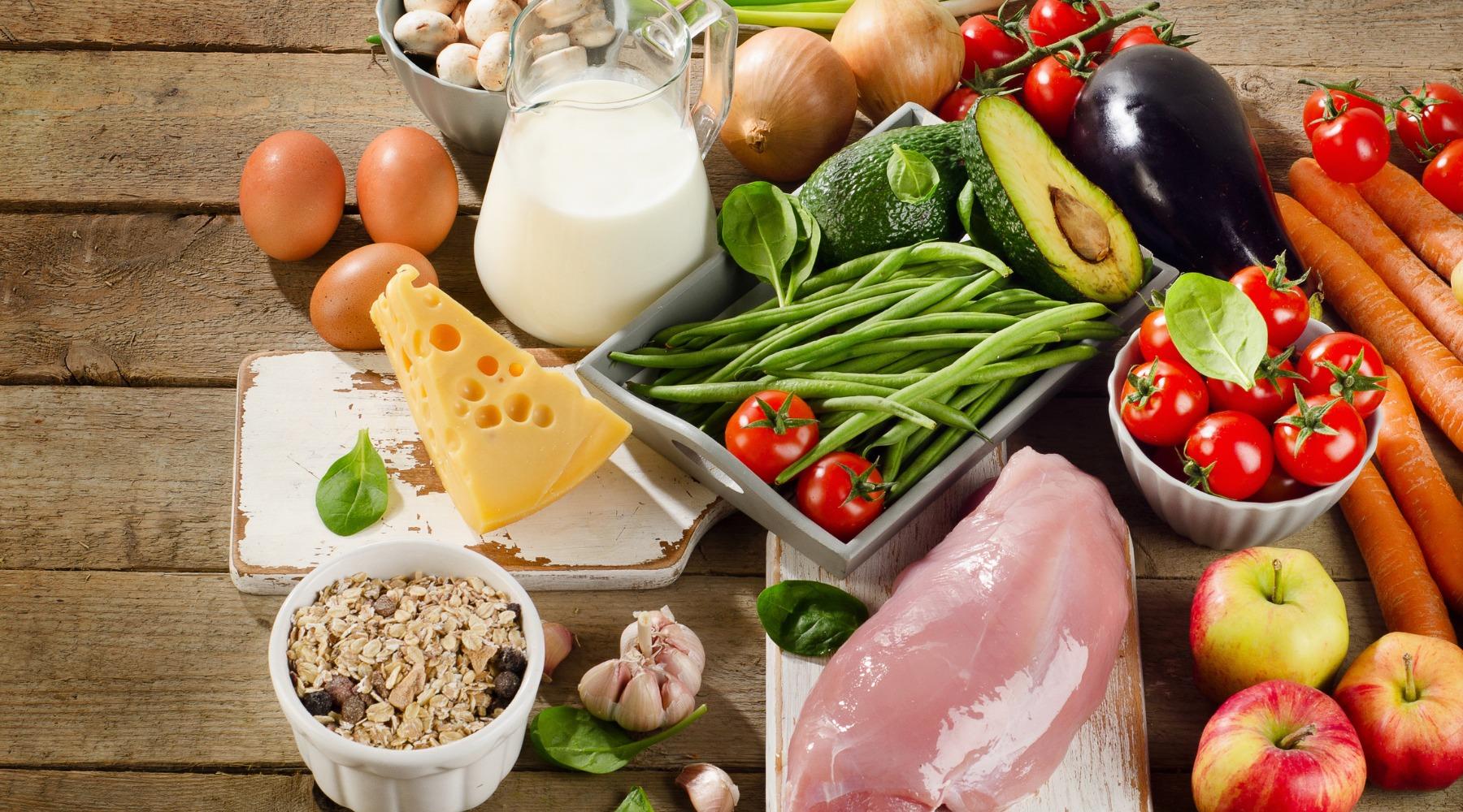 食事 バランス 栄養